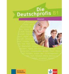 Die Deutschprofis B1 Worterheft