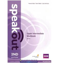 Speakout 2nd Edition Upper-Intermediate Workbook with Key