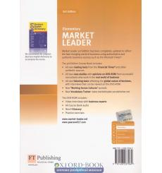 Market Leader 3rd Edition Elementary Practice File with Audio CD Pack