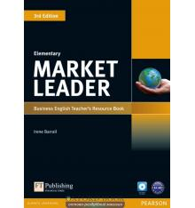 Тесты Market Leader 3rd Edition Elementary TRB with Test Master CD-ROM