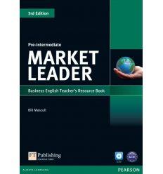 Тесты Market Leader 3rd Edition Pre-Intermediate TRB with Test Master CD-ROM