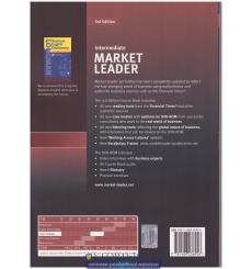 Market Leader 3rd Edition Intermediate Coursebook with DVD-ROM