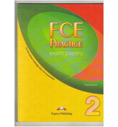 Книга FCE Practice Exam Papers 2 ISBN 9781848622500