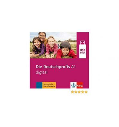 Die Deutschprofis A1 digital auf USB