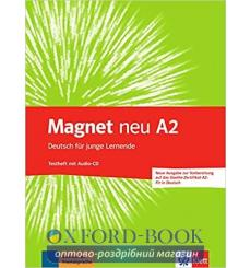 Magnet neu A2 Testheft + CD (Goethe-Zert. Fit in Deutsch)