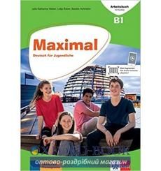 Maximal B1 AB mit MP3-Audios z. DL
