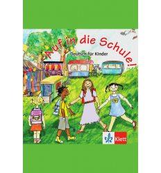 Auf in die Schule! Audio-CD +Booklet
