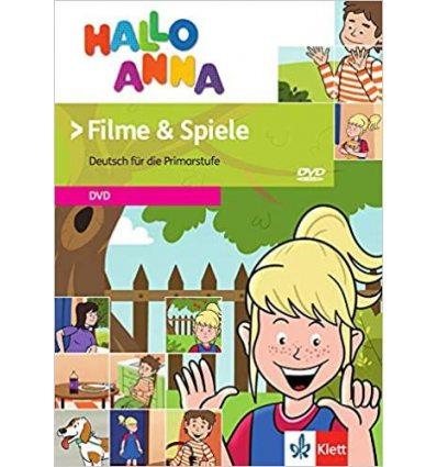 Hallo Anna Filme und Spiele DVD