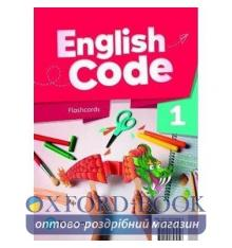 English Code British 1 Flashcards 9781292323626