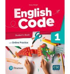 English Code British 1 Students book 9781292352305