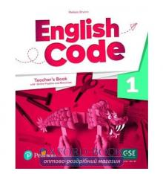 English Code British 1 Teachers book 9781292354446
