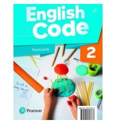 English Code British 2 Flashcards 9781292323633