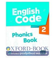 English Code British 2 Phonics Book 9781292322544