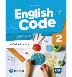 English Code British 2 Students book 9781292352312