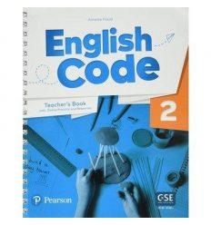 English Code British 2 Teachers book 9781292354453