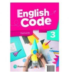 English Code British 3 Flashcards 9781292323640