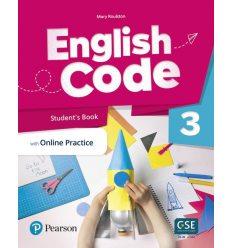 English Code British 3 Students book 9781292352329