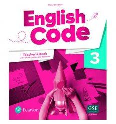 English Code British 3 Teachers book 9781292354460