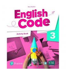 English Code British 3 Workbook 9781292322773