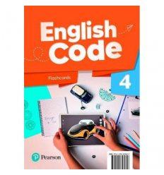 English Code British 4 Flashcards 9781292323657