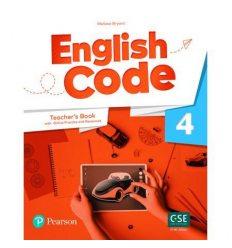English Code British 4 Teachers book 9781292354477