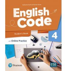English Code British 4 Workbook 9781292322803