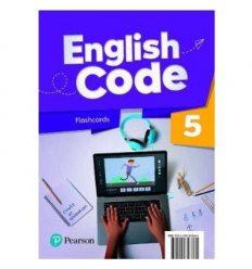 English Code British 5 Flashcards 9781292323664