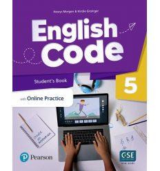 English Code British 5 Students book 9781292352343