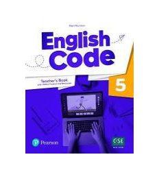 English Code British 5 Teachers book 9781292354484