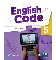 English Code British 5 Workbook 9781292322834