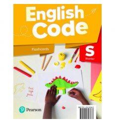 English Code British Starter Flashcards 9781292323688