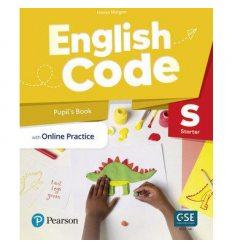 English Code British Starter Students book 9781292352565