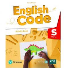 English Code British Starter Workbook 9781292322872