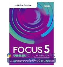 Focus 2nd Ed 5 Students book +MEL 9781292301969