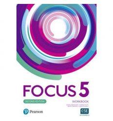 Focus 2nd Ed 5 Workbook 9781292288406