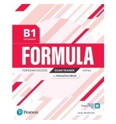 Formula B1 Preliminary Exam Trainer +key 9781292391366