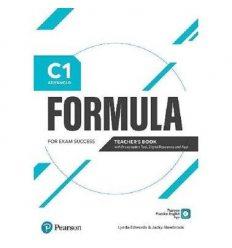Formula C1 Advanced Teachers book +Presentation Tool 9781292391526