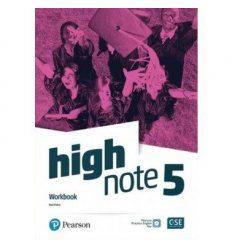 High Note 5 Workbook 9781292209944