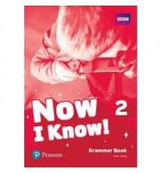 Now I Know 2 Grammar Book 9781292219349