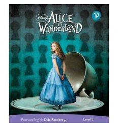 PEKR 5 - Alice in Wonderland (DISNEY) 9781292346908