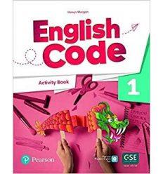 English Code British 1 Workbook 9781292322711
