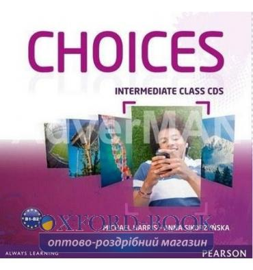 Choices Intermediate: Class Audio CDs