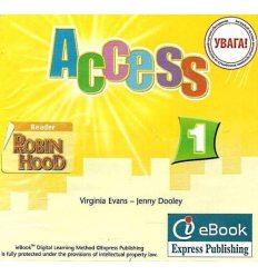 Книга Acces 1 iebook ISBN 9780857776549