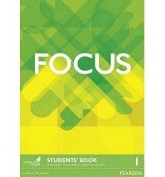 Учебник Focus 1 Students Book ISBN 9781447997672