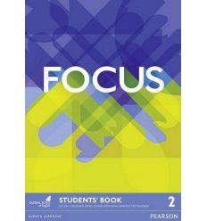Учебник Focus 2 Students Book ISBN 9781447997887
