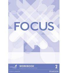 Рабочая тетрадь Focus 2 workbook ISBN 9781447997962