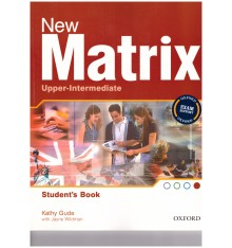Підручник New Matrix Upper-Intermediate Students Book