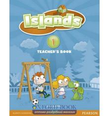 Книга для учителя Islands 1 Teachers Book with Tests ISBN 9781447913689