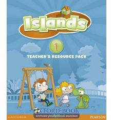 Книга Islands 1 Teachers Resource Pack ISBN 9781408297933