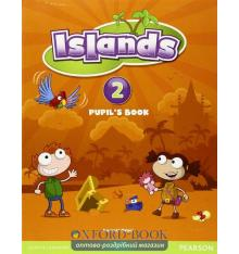 Islands 2 Pupil's Book with pincode